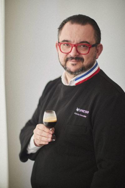 Fabrice Sommier - Sommelier MOF - Nespresso